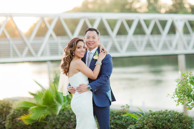 SCOTT'S SEAFOOD SACRAMENTO WEDDING | SAMUEL + ANDREA