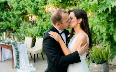 Volodymyr + Olga | Sienna Restaurant | Sacramento Wedding