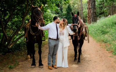 Edwin + Anna | Engagement