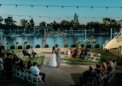 wedding in Sacramento